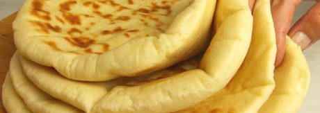 Bazlama – Turkish flatbread
